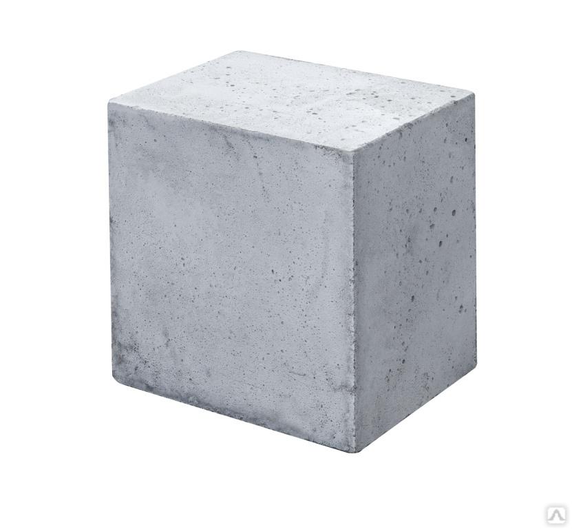 блок для фундамента 20х20х40 цена