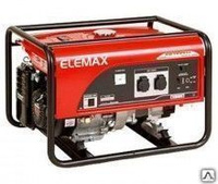 Бензиновая электростанция ELEMAX SH 4600 EX-R